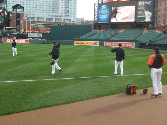 Baltimore Orioles Pitchers 4811
