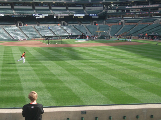 Orioles Batting Practice 42111 1