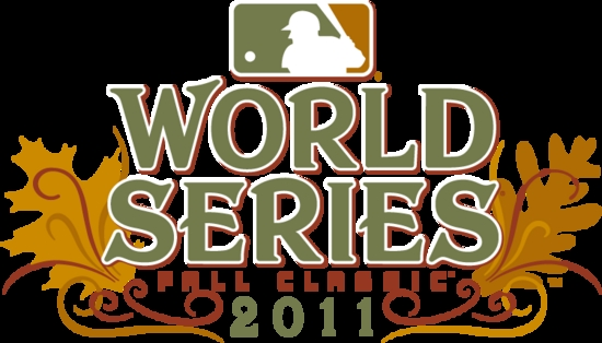 World Series 2011 MLB logo